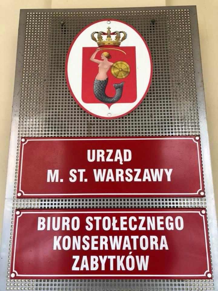 Spotkanie fundacji ze Stołecznym Konserwatorem Zabytków Michałem Krasuckim